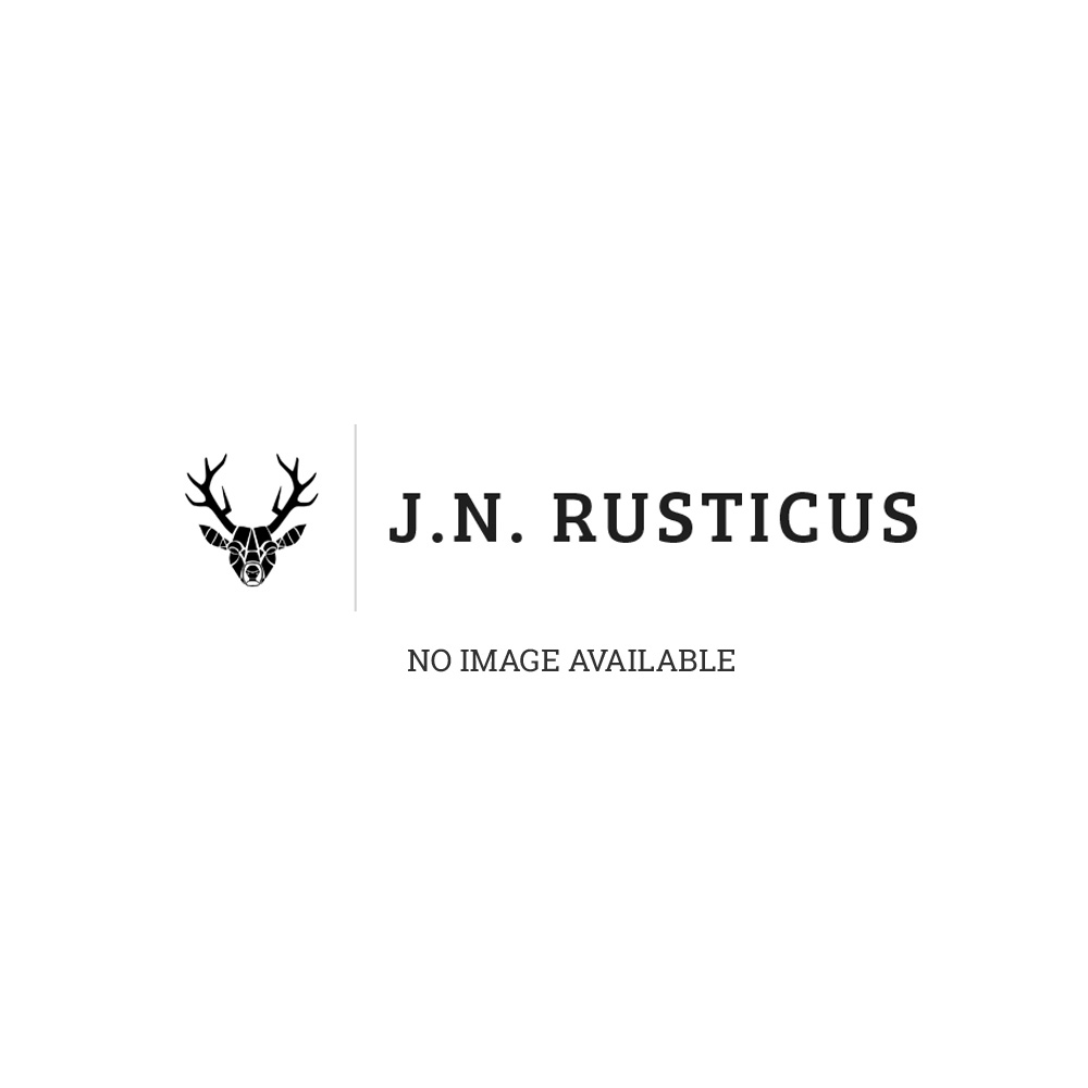 Jn Rusticus Vintage Leather Metal Orkney Dining Chair Furniture